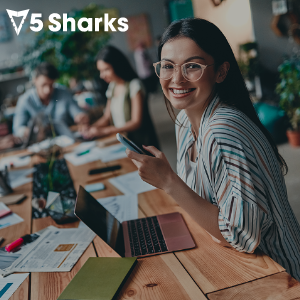 Hire and Earn Cryptocurrencies with 5Sharkscom