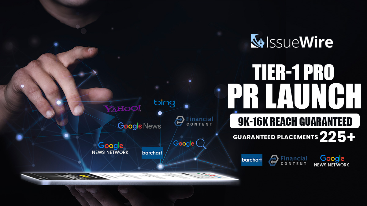 Tier 2 Pro Press Release Distribution Package