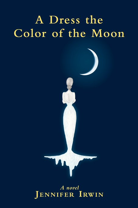 A Dress the Color of the Moon