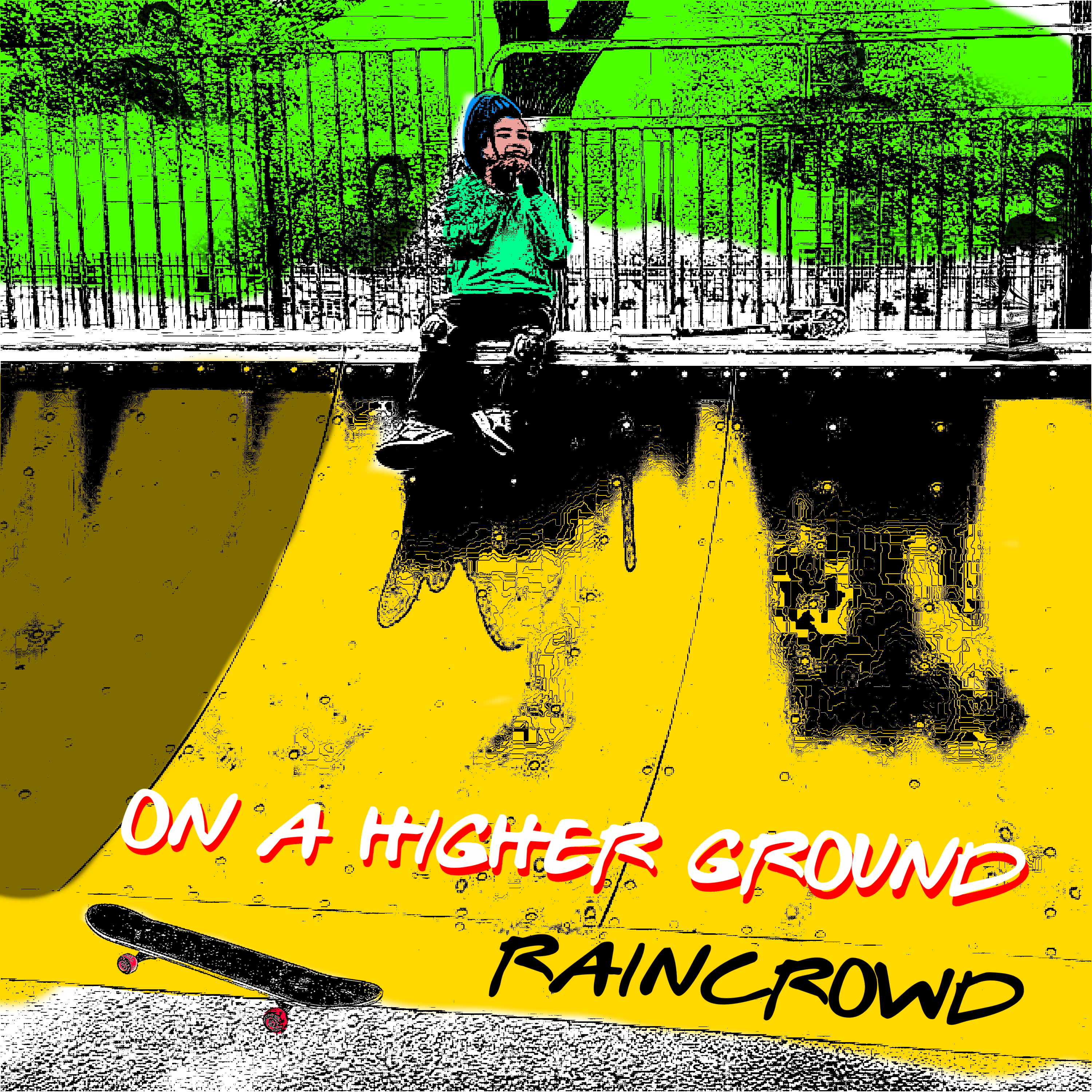 ON A HIGHER GROUND COVER ART 002A